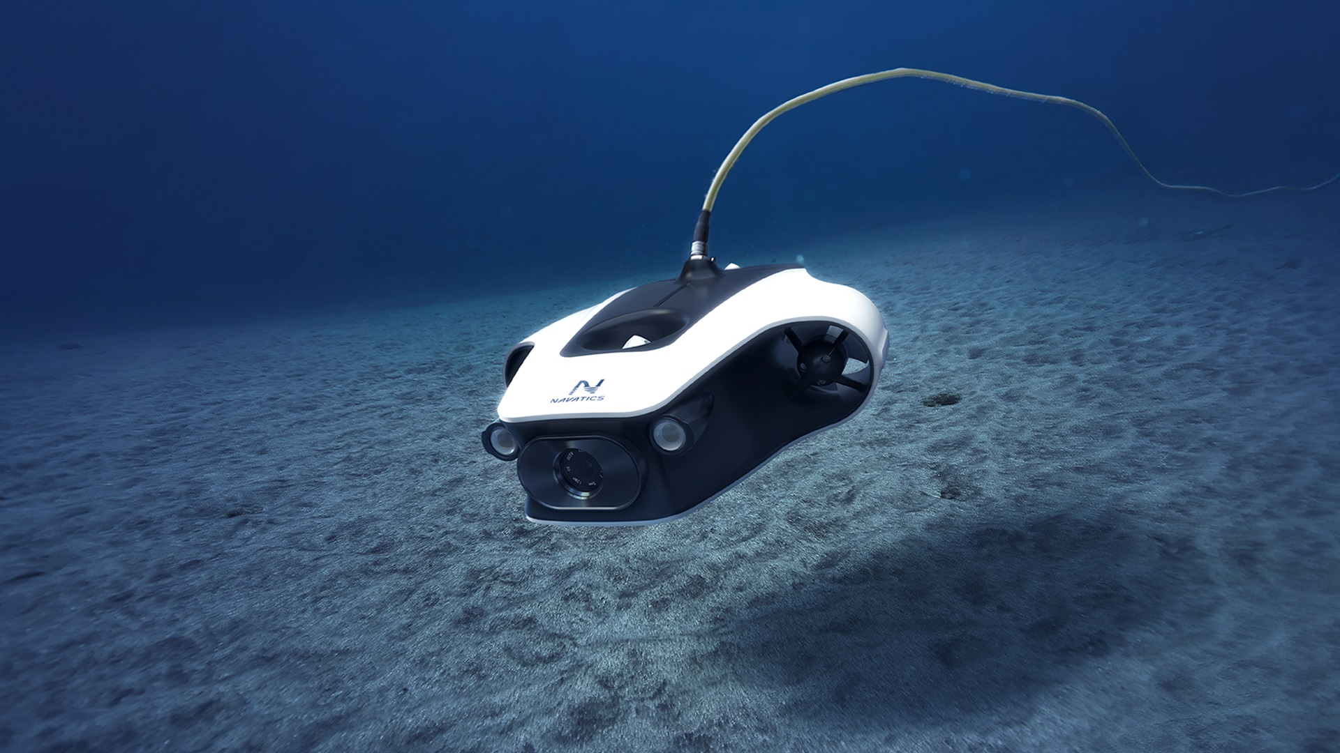 Drone submarino Navatics MITO