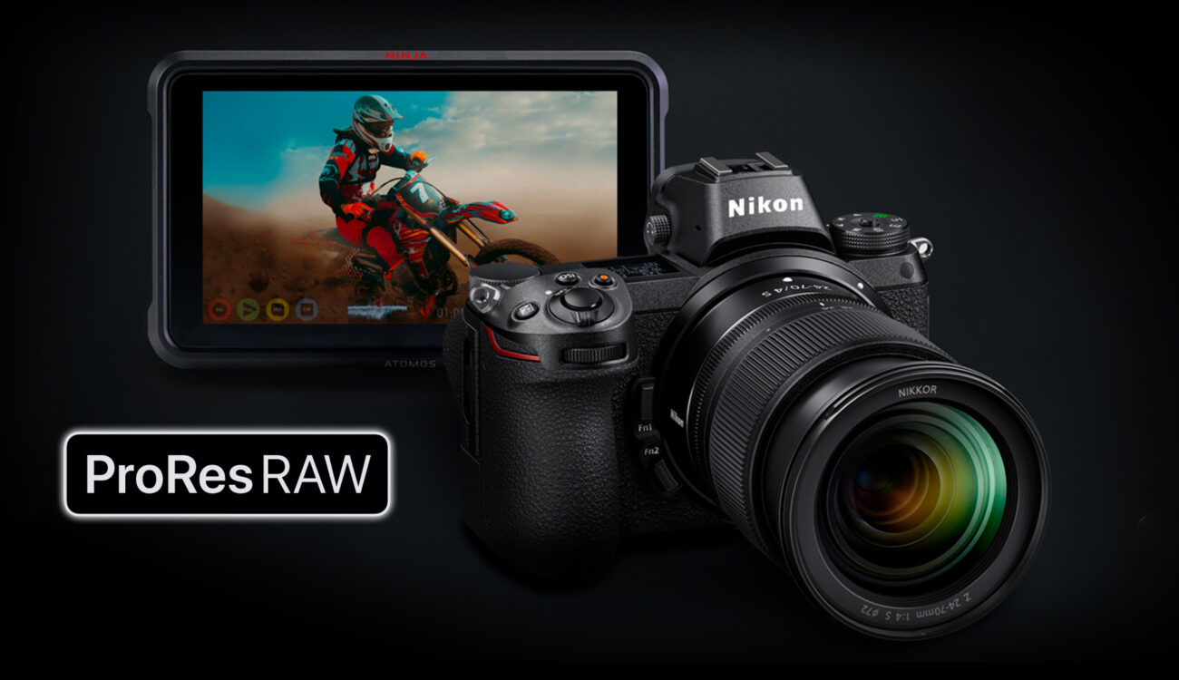 Why Atomos ProRes RAW Recording for Nikon Z 7 and Z 6 Could Change our Industry