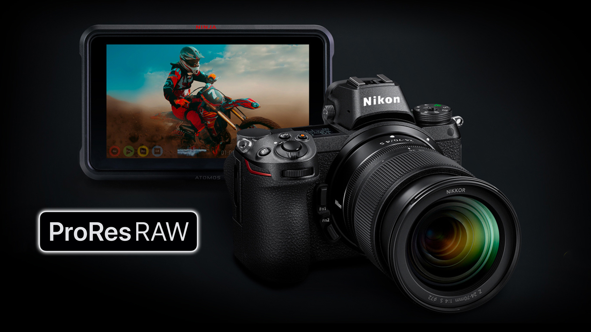 Why Atomos ProRes RAW Recording for Nikon Z 7 and Z 6 Could