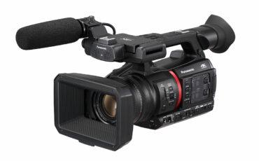Panasonic Introduces Flagship 4k 10bit 60p Handheld Camcorder AG-CX350