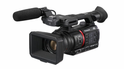 Panasonic Introduces Flagship 4k 10bit 60p Handheld Camcorder AG-CX350
