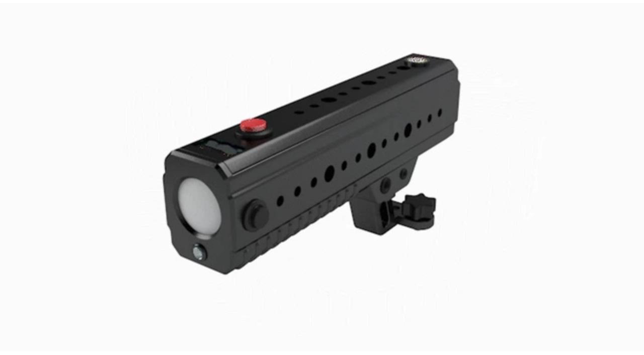 Power Grip en Kickstarter – Manija superior universal con batería incorporada