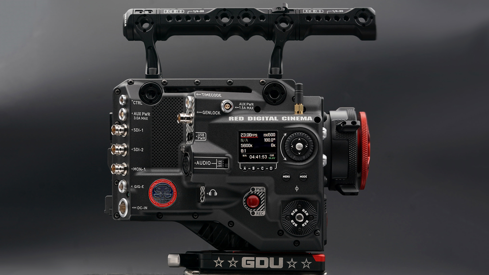 REDがRangerを発表 - レンタル専用のハイエンドカメラ