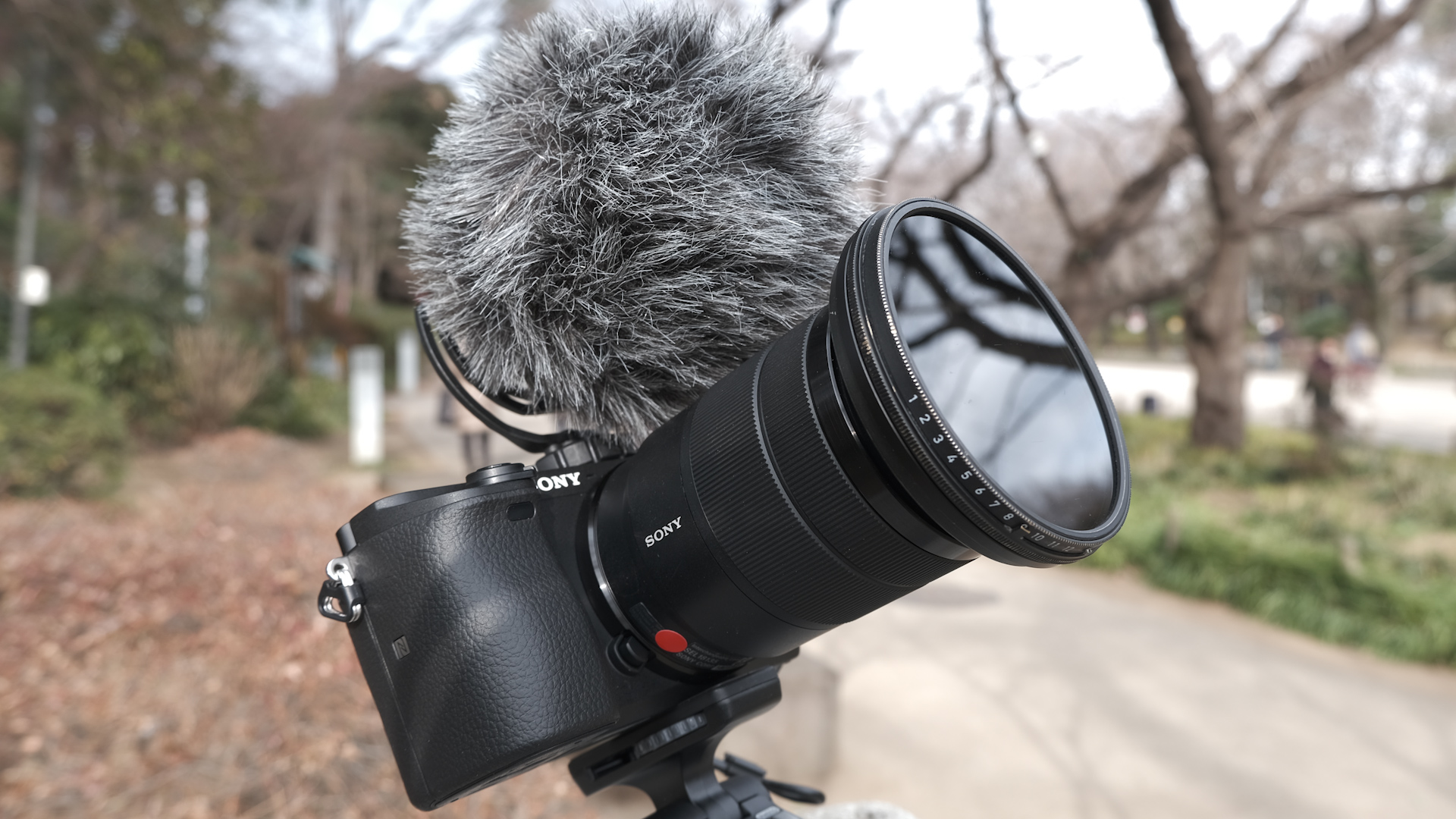 Sony a6400 Review - Is the End of Manual Focus Lenses Near