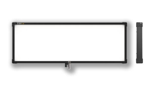 F&V Z1200VC CTD-Soft LED Softlight — a very slim fixture, indeed.