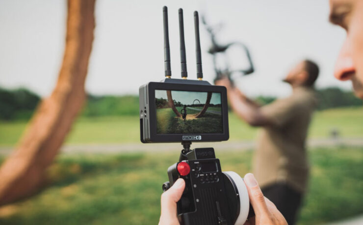 SmallHD Focus Bolt Sidekick RX, and Wireless Family Explained