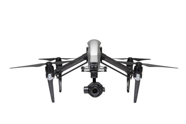 Laowa 9mm f/2.8 DL Zero-D on DJI Inspire 2 Drone