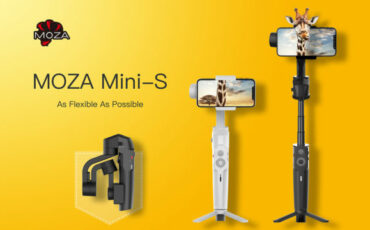 MOZA Mini-S Smartphone Gimbal Revealed