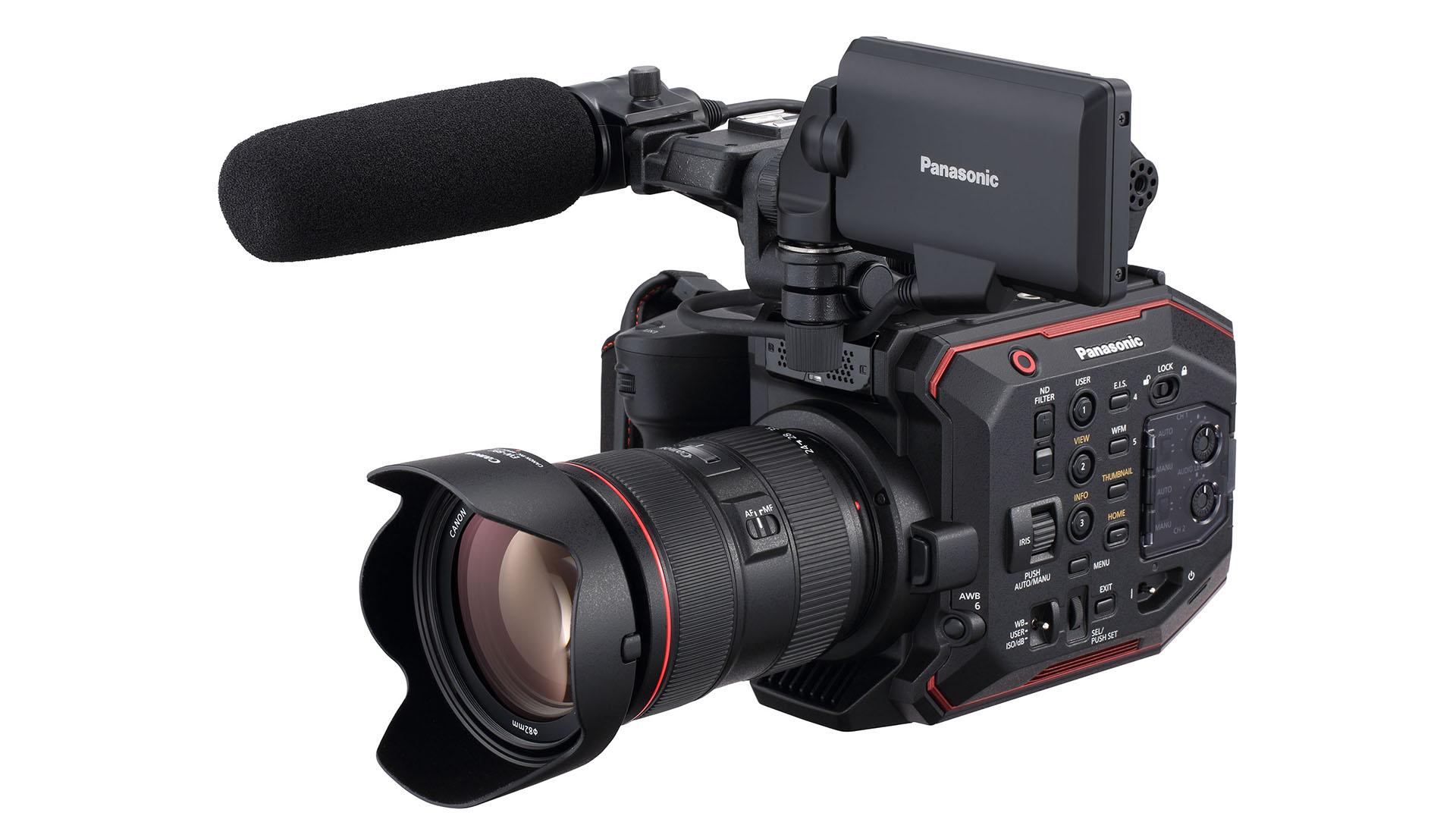 El precio de la Panasonic AU-EVA 1 cae $1000