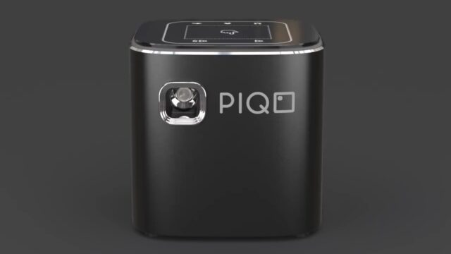 PIQO - a Powerful 1080p Pocket Projector to Travel With You | CineD