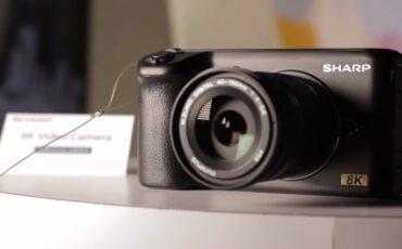 Sharp 8K Micro Four Thirds Camera Teased