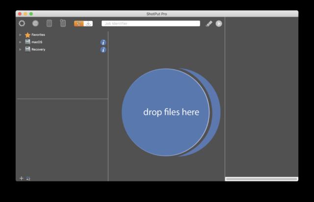 Final Cut Pro X Tutorial - Shot Put Pro - offloading software