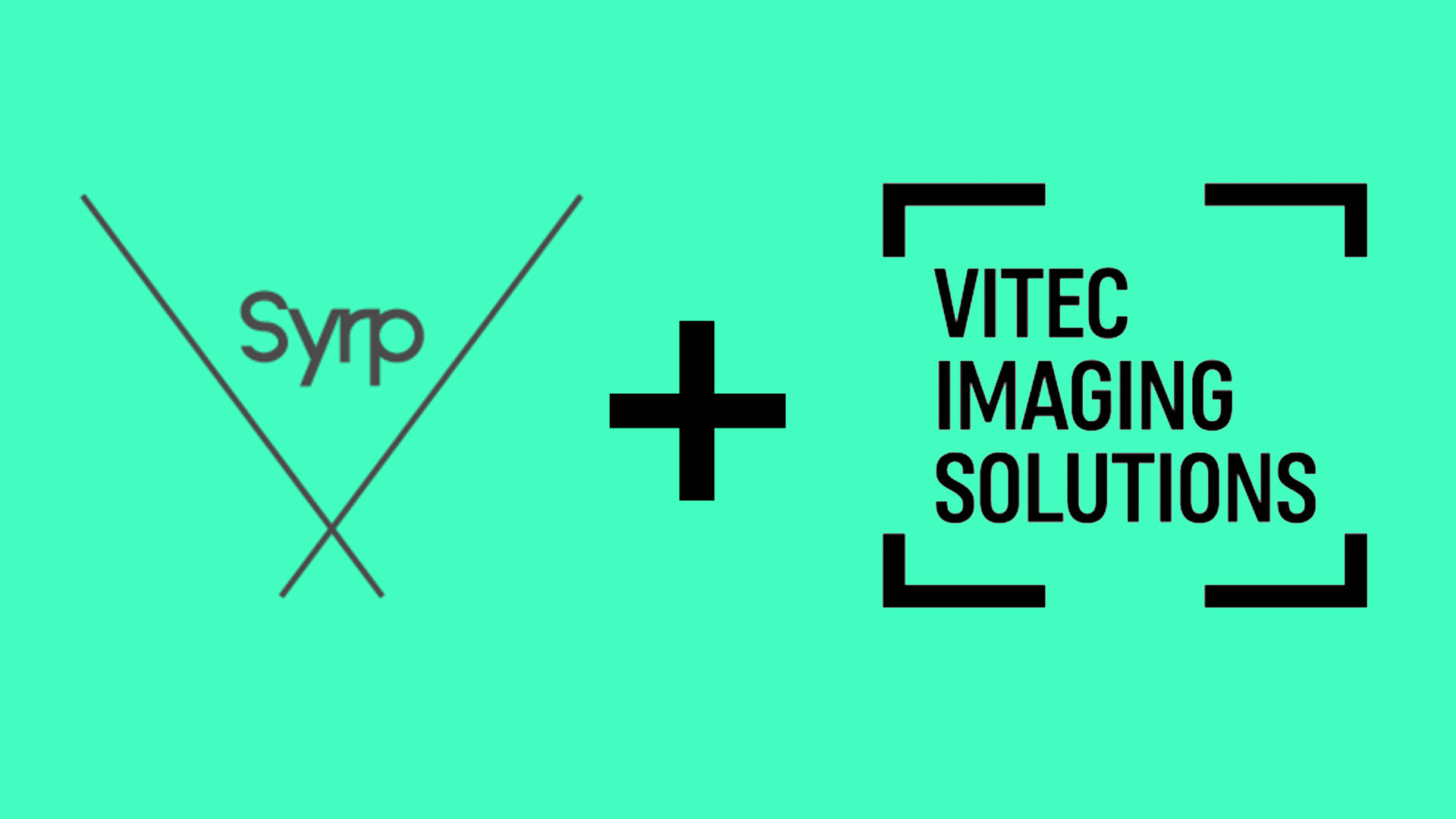 Syrp adquirida por Vitec Imaging Solutions