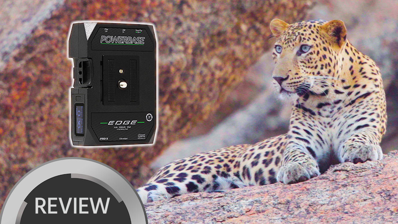 Core SWXのPowerbase EDGE バッテリーレビュー