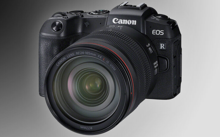 Canon EOS RP Released – A Few Less Features for Way Less Money