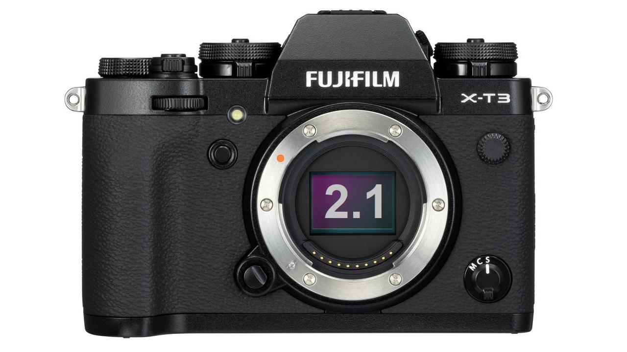 富士フイルムがX-T3用ファームウエア2.1をリリース - 4GB超えファイルに対応