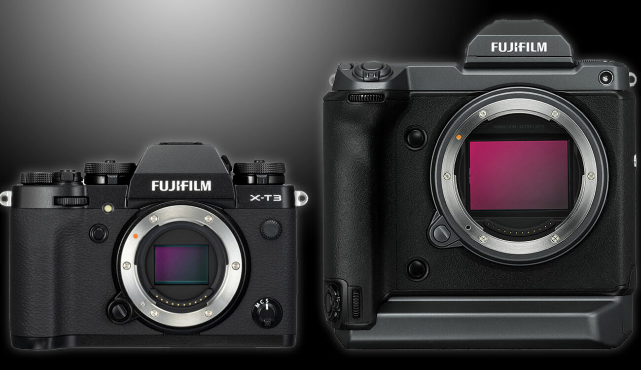 FUJIFILM X Summit: GFX Medium Format Camera Presented, New X-T3 Firmware Update