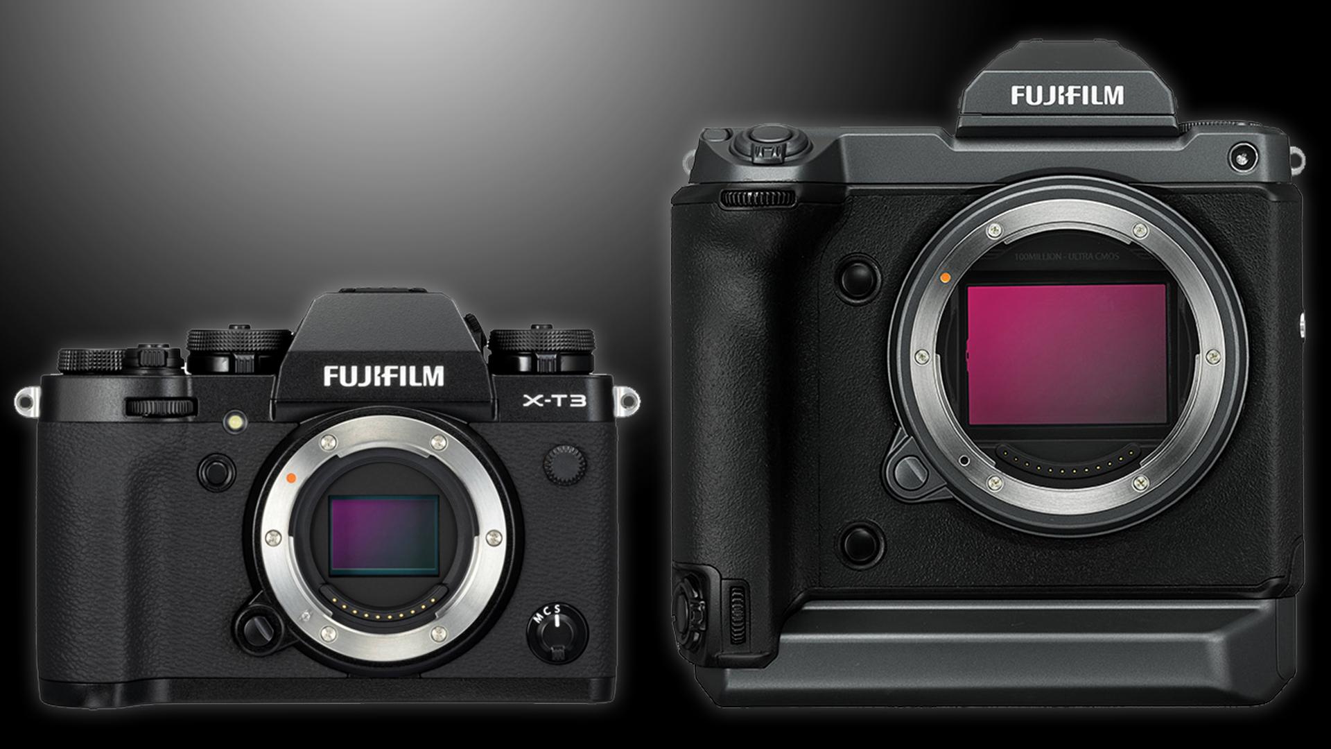FUJIFILM X Summit: GFX Medium Format Camera Presented, New X