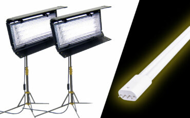 Kino Flo Diva LED Upgrade, Affordable: Ushio ColourMax LED Tubes