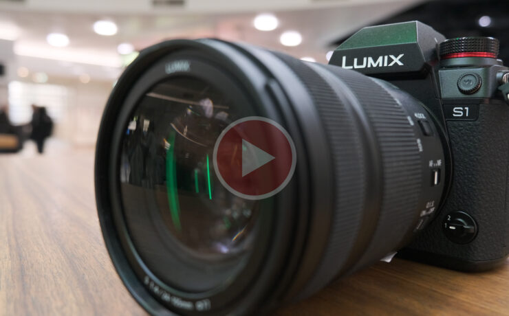 Panasonic LUMIX S1 and S1R Released – Along with Three New L-Mount Lenses