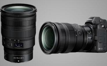 NIKKOR Z 24-70mm F/2.8 S Lens -  Nikon's New Standard Zoom