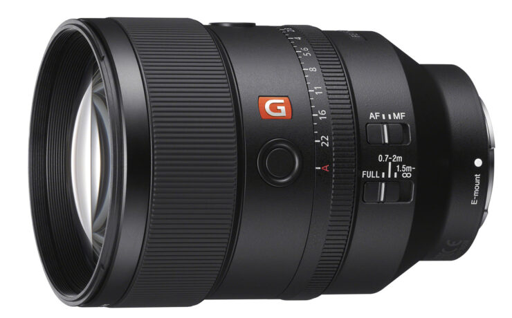 Sony FE 135mm f/1.8 GM Lens Announced