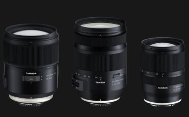 Tamron Announces Three New Lenses: 35mm, 35-150mm, and 17-28mm