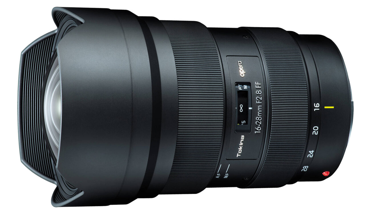 Tokina Opera 16-28mm f/2.8 Full Frame Zoom Released – For Canon EF and Nikon F