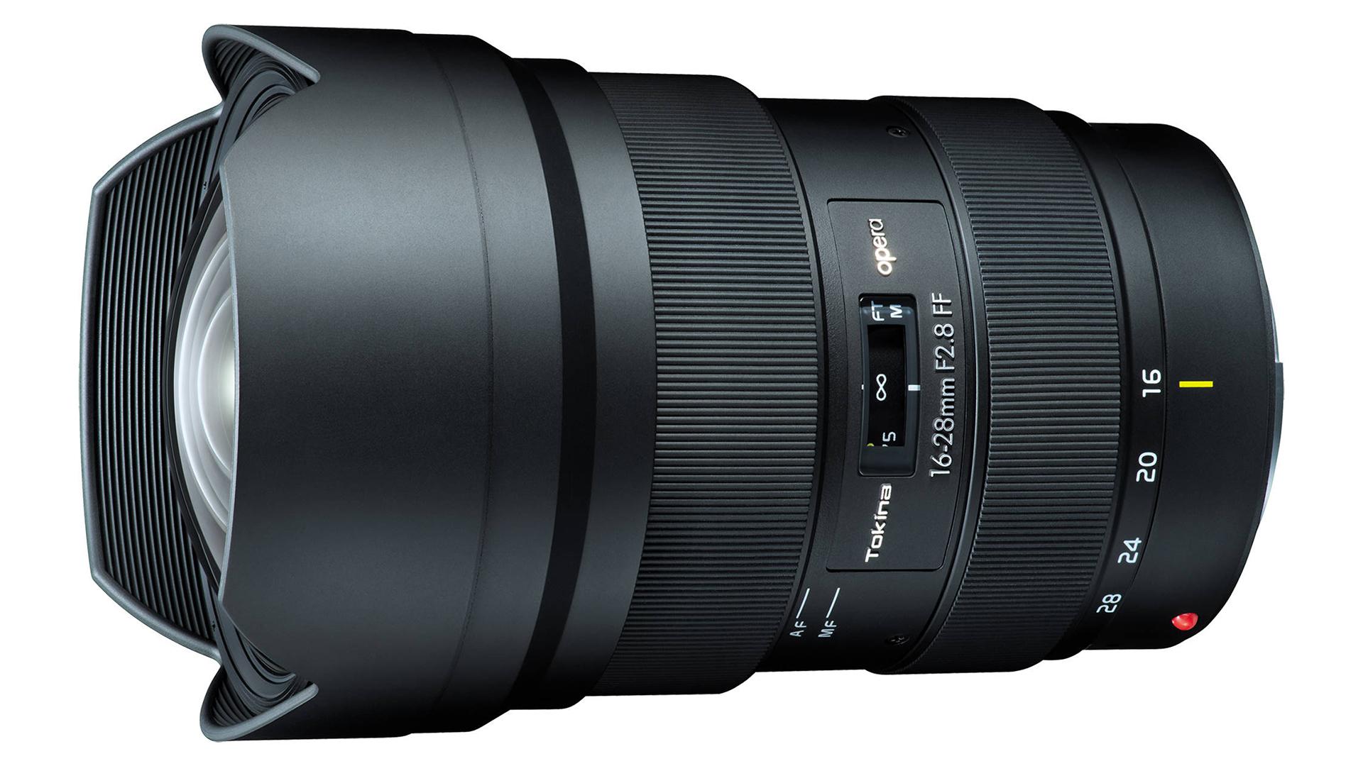 Lanzamiento del zoom full frame Tokina Opera 16-28 mm f/2.8 – Para Canon EF y Nikon F