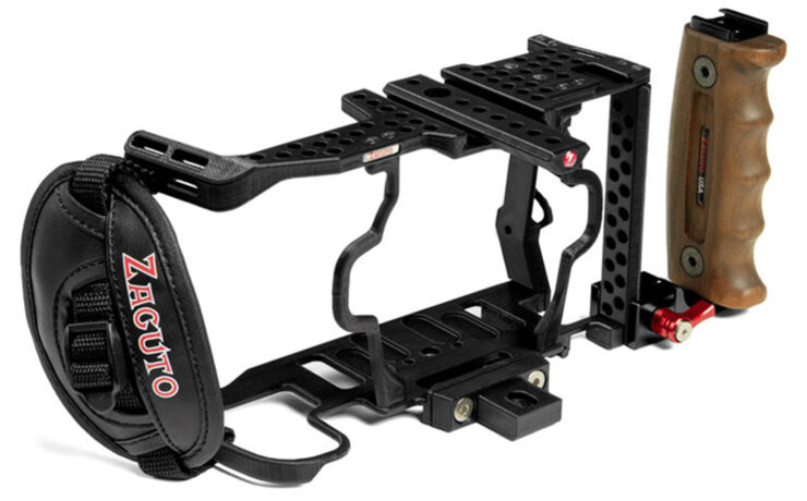 Zacuto Introduces a Cage for the BMPCC4K