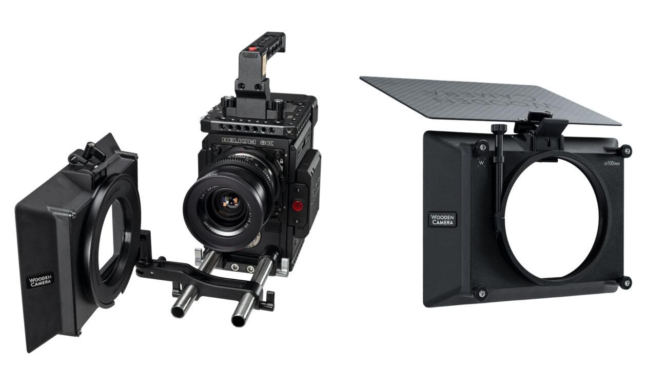 Wooden Camera Zip Box Pro - Tiny Mattebox Now Shipping