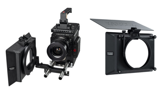 Wooden Camera Zip Box Pro – Tiny Mattebox Now Shipping