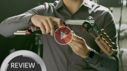 Zacuto RED DSMC 2 Shoulder Rig Video Review