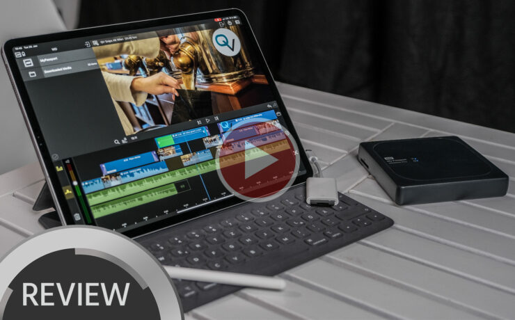 Fast Video Editing on the iPad Pro with LumaFusion - a Workflow Guide