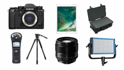 This Week's Top Deals for Filmmakers - FUJIFILM X-T3, Sony a7 II, iPad Pro and FUJINON MKX Lenses