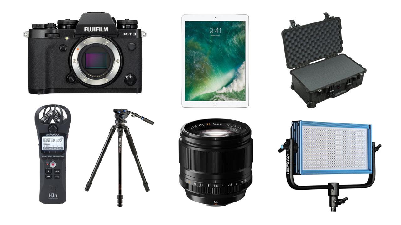 Las mejores ofertas para cineastas de esta semana – FUJIFILM X-T3, Sony a7 II, iPad Pro y lentes FUJINON MKX