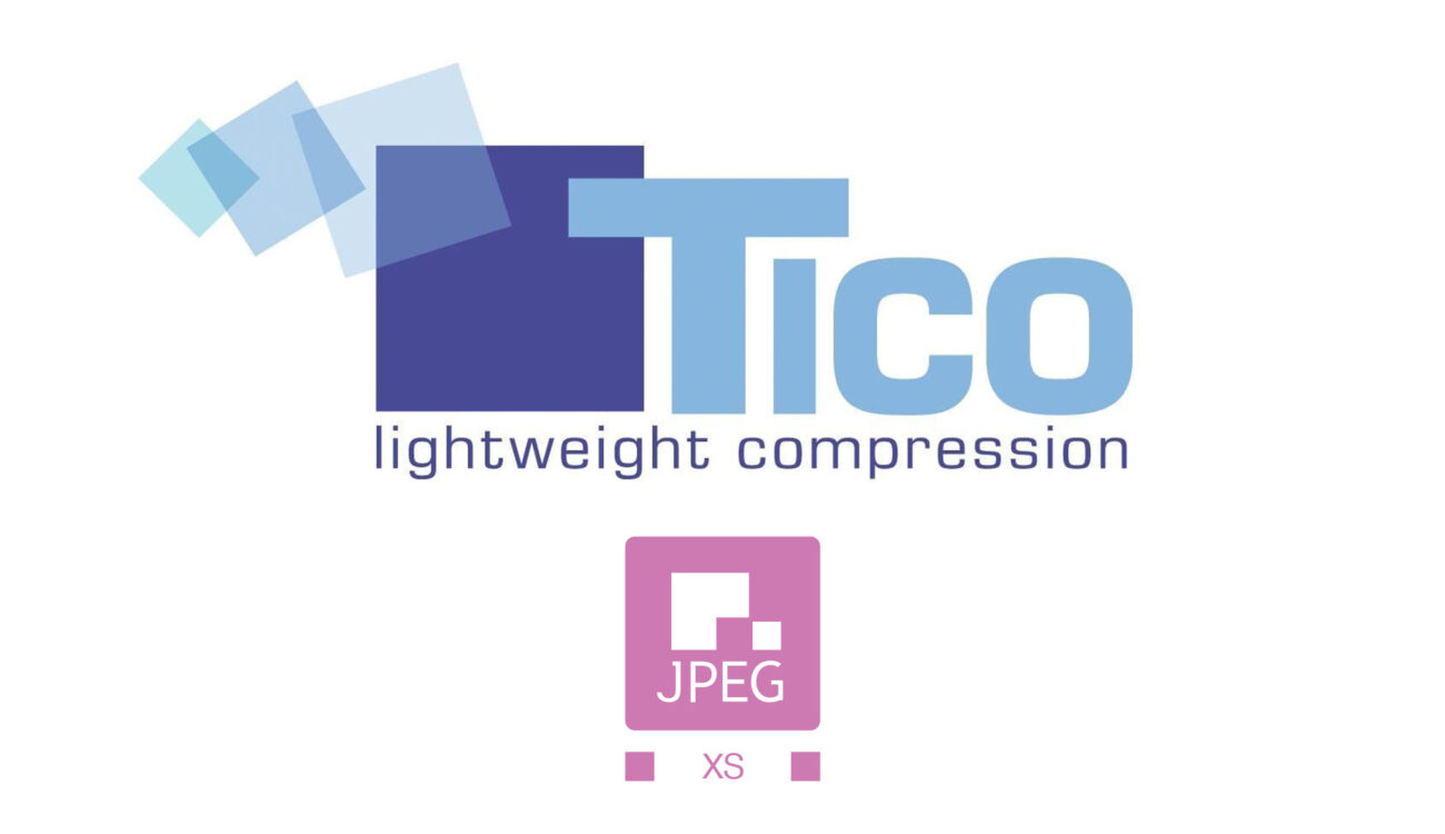 JPEG-XS Codec - Lossless Quality, low Latency, low Complexity for 8K Broadcast
