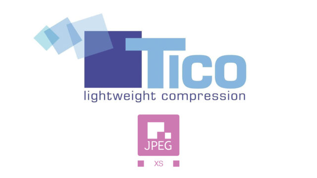 JPEG-XS Codec – Lossless Quality, low Latency, low Complexity for 8K Broadcast
