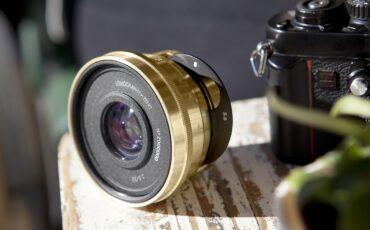 Lomogon 2.5/32 Art Lens by Lomography - Now on Kickstarter