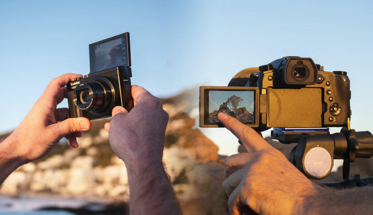Panasonic LUMIX FZ1000 II and TZ95 - New Bridge and Travel Cameras Announced