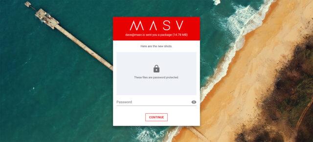 MASV 3.0