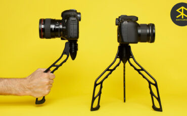 SwitchPod - New Tripod Designed for Vloggers