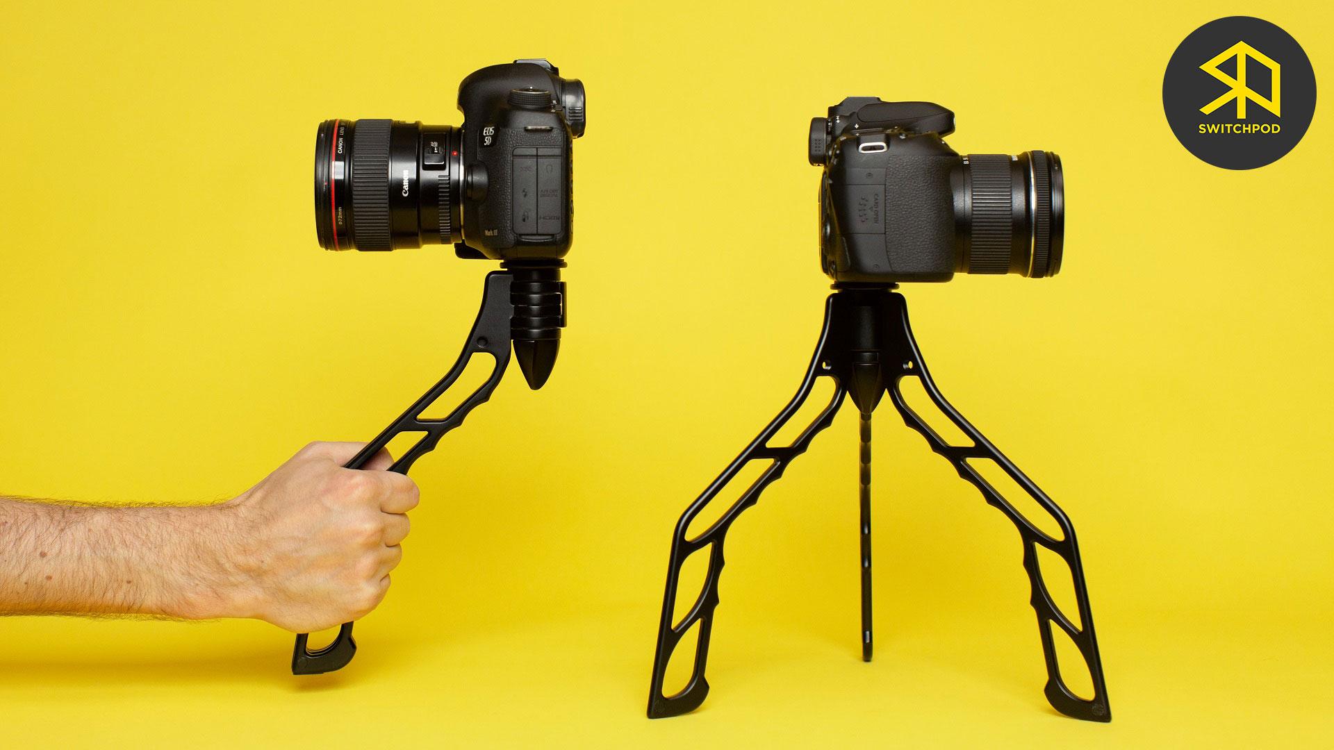 SwitchPod – Nuevo trípode diseñado para Vloggers