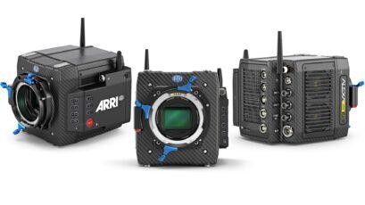 ARRI ALEXA Mini LF Announced - Large-Format 4.5K Sensor in Small Camera Body