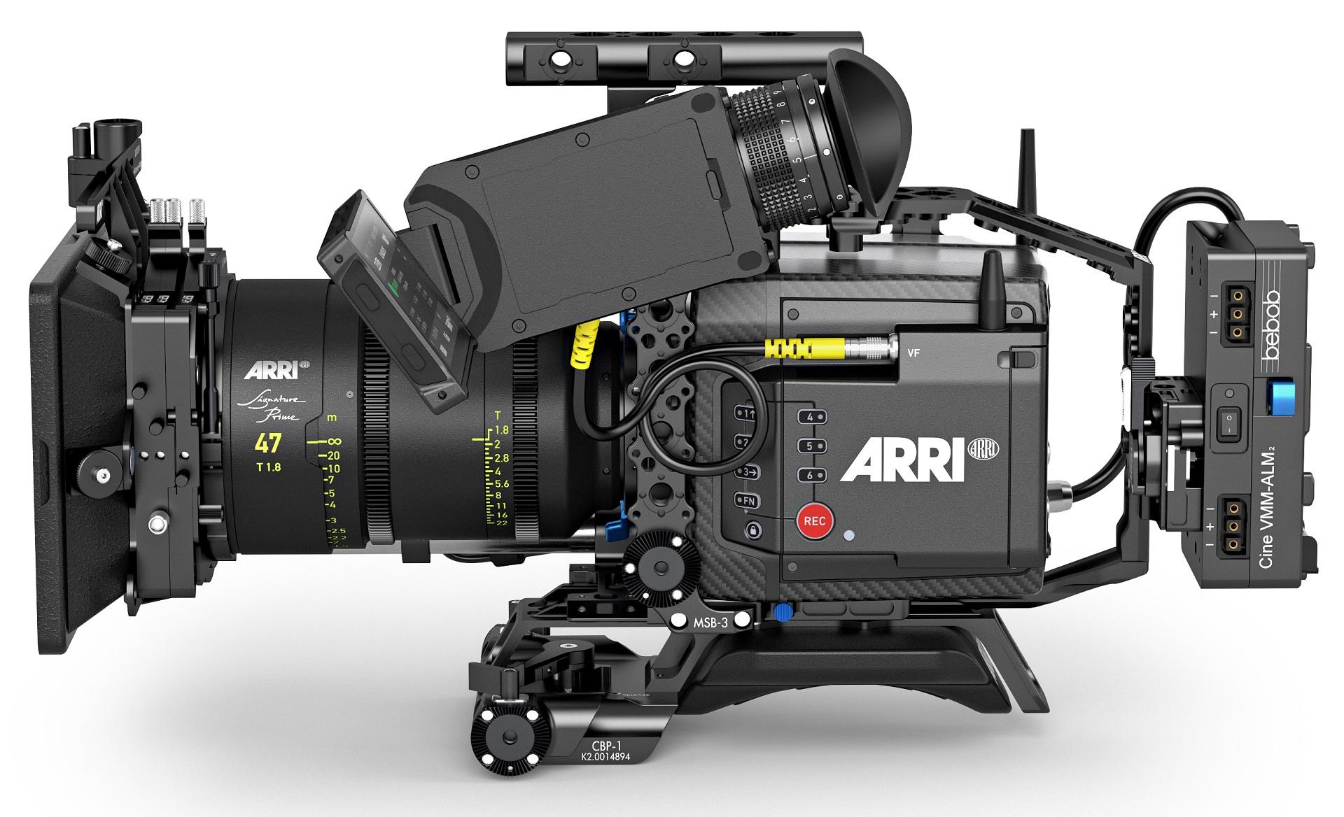 Arri Alexa Mini Lf Announced Large Format 4 5k Sensor In Small Camera Body Cined
