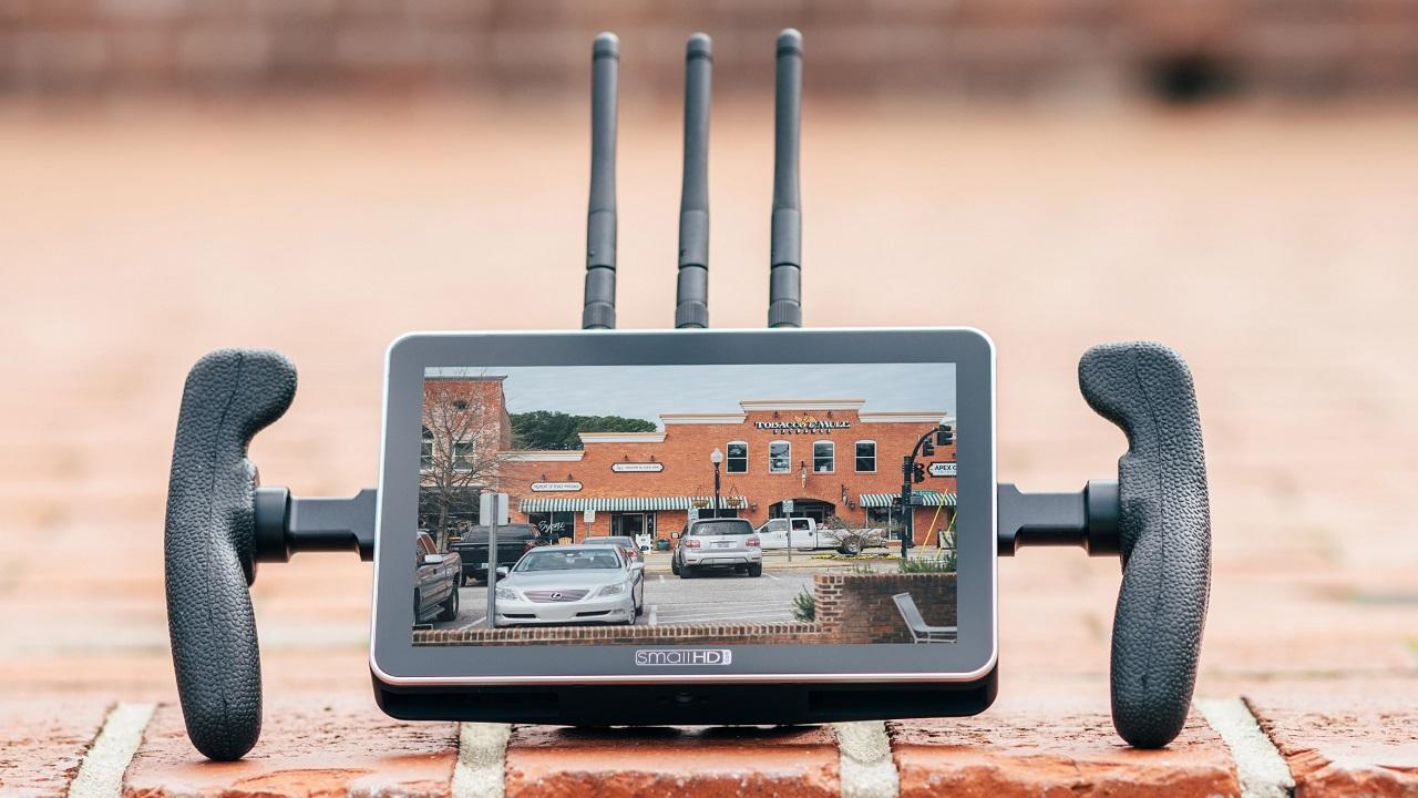 FOCUS 7 Bolt 500 RX de SmallHD – primer monitor de pantalla táctil de 7″ con receptor Teradek incorporado
