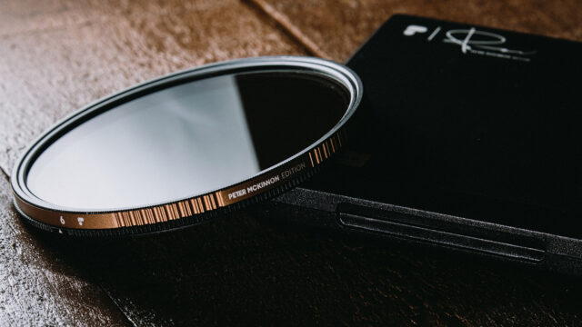 The PolarPro VND FIlter