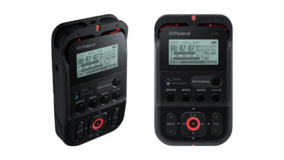 Roland R-07 Ultra-Portable Audio Recorder