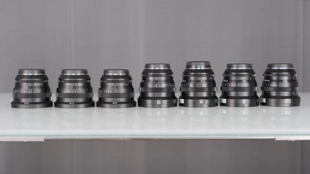SLR Magic MicroPrime Cine X-Mount Lenses Review