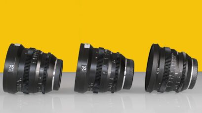 SLR Magic MicroPrime Cine X-Mount Lenses Review